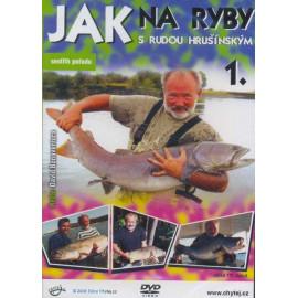 DVD Jak na ryby s Rudou Hrušínským 1