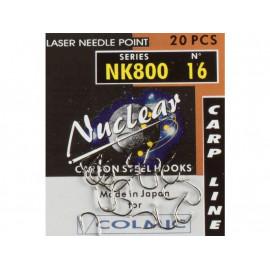 Háček COLMIC NUCLEAR NK800 Vel. 10 - bal. 20ks.