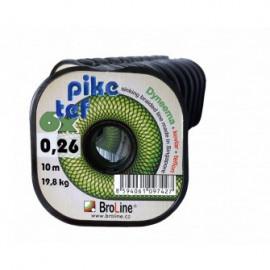 BroLine  PIKE TEF Dyneema 0,23mm/10m/16kg