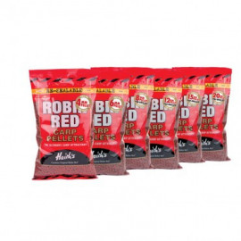 DYNAMITEBAITS pelety ROBIN RED  6mm/900g