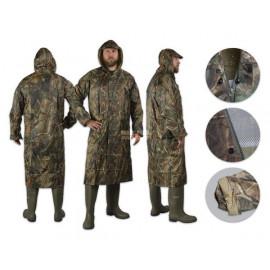 Nepromokavý plášť ČERVA NEPTUN velikost XL - kamufláž