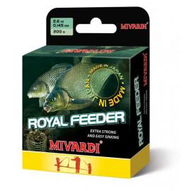 Vlasec Royal Feeder 0,185mm - 200 m - 3,9kg