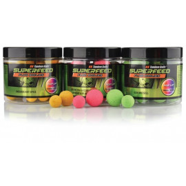 TANDEM BAITS Super Feed Fluo Pop-Up 14 a 18mm/200ml - HUMR