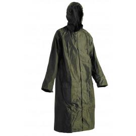 Nepromokavý plášť ČERVA NEPTUN velikost XXXL - zelený