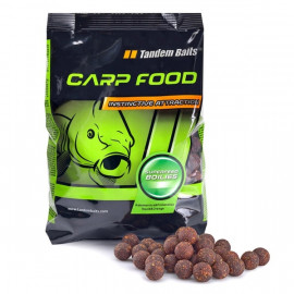 Boilies Super Feed 18 mm/1kg Halibut & Strawberry