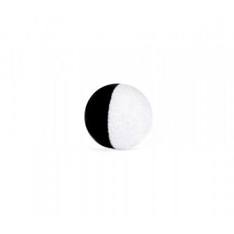 Sportcarp plovoucí pěnové nástrahy Zig Balls černo-bílé 10 mm 10 ks WTU9000101