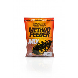 MIVARDI Method feeder mix - Black halibut M-GMFMBHA01