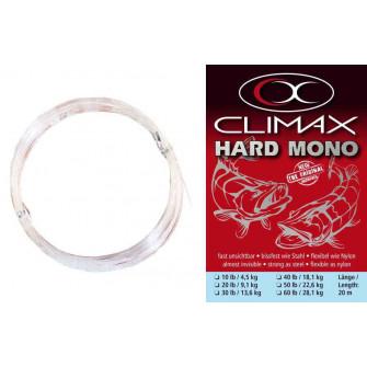 Návazcový silon Climax HARD MONO 20m 0,50mm