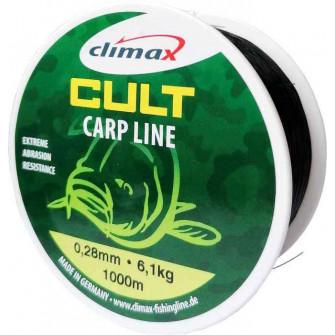 Silon Climax - CULT Carpline 0,34mm/ 1000m