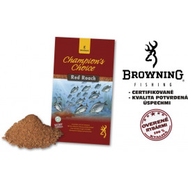 Krmivo browning champions choice 1kg red roach
