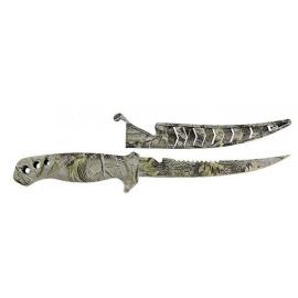 Jaxon - Filetovací nůž CAMO 28cm