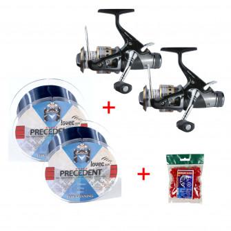 Mistrall set Navijáků Energy Carp 5000 1 + 1 za výhodnou cenu s dárky-MKM108350S