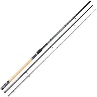 Garbolino prut Silver Bullet Slim Feeder 3S 3,30 m, 25-75 g, 3-díl