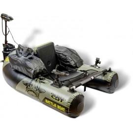 Belly boat Black Cat set s elektromotorom BC2400