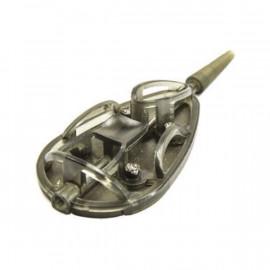 Mistrall method krmítko  25 x 62 mm - 20 g, 2ks-MAM6004079