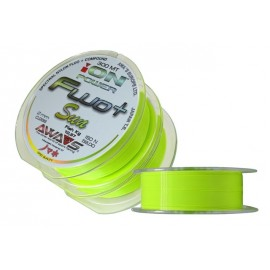 Vlasec Awas Ion Power Fluo+ Sun - 600m (2x300) / 0,309mm / 12,35kg