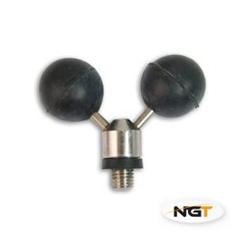 NGT Rohatinka Stainless Steel Ball Rest--