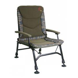 Zfish Křeslo Hurricane Camo Chair--