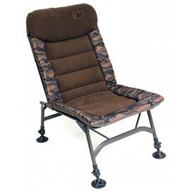 Zfish Křeslo Quick Session Camo Chair--