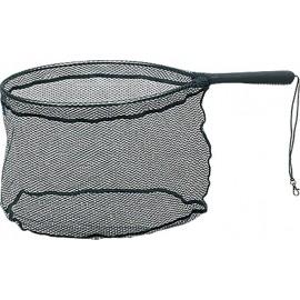 Jaxon Pstruhový podběrák Soft Mesh Guma 50cm
