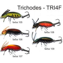 Wobler hmyz Trichodes 4cm 1,5g barva 107