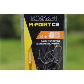Háčky M-Point CS - č. 8 bez protihrotu