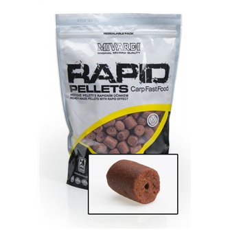 Pelety Rapid Extreme - Robin Red 16mm 1 kg
