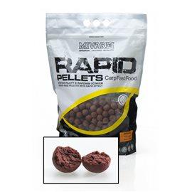 Kuličkové pelety Rapid Cherry 950 g 18 mm