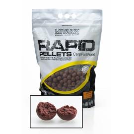 Kuličkové pelety Rapid Cherry 950 g 24 mm