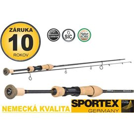Sportex MY2000 Mystix Trout 0,6-6g, 201cm