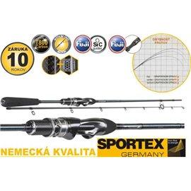 Sportex Graphenon Ultra Light 2-díl 240cm / 1-7g