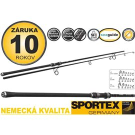 "Sportex Paragon Carp 12"" 2,75lbs,366cm,"