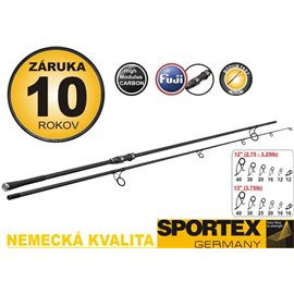 Sportex D.N.A Carp 366cm 2,75lbs