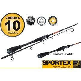 Sportex Black Pearl - BR 2102 Cast-210cm, 40g