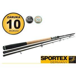 Rybářský prut Sportex -RAPID Feeder - třídílný Náhradní špička 2,5 oz