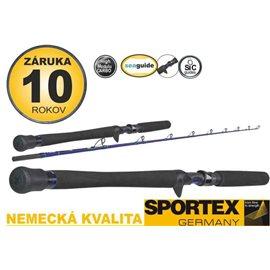 Sportex Neptoon jigging 2-díl, 185cm, 30lb