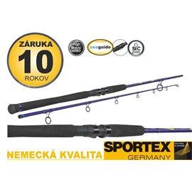 Sportex Neptoon Boat 2-díl, 215cm, 50lb