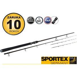 Sportex METHOD Feeder - 360cm / 10-40g / 3dílný - Rapid
