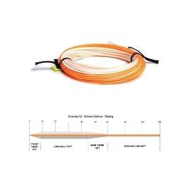 Muškařská šňůra XS Extreme, ivory/orange - WF5F