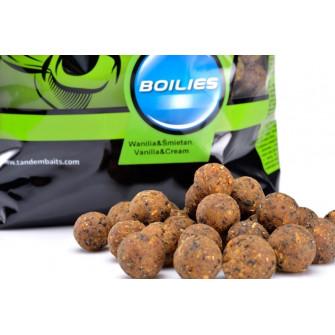 Carp Food Tandem Baits Boilies 20mm/1kg Total Scopex