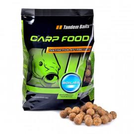 Carp Food, Tandem Baits Boilies 16mm/1kg,Tygří Kreveta