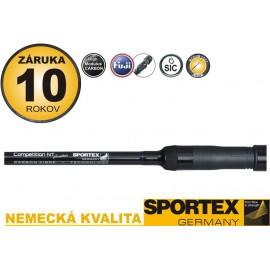 SPORTEX - dvoudílný prut - COMPETITION STALKER NT 11ft -330cm /2,75 lb / 2dil