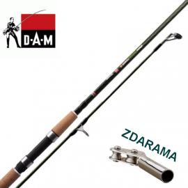 Prut DAM Quick Stick Boat 270cm / 100-250g + rolnička Zdarma