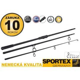 Rybářský prut SPORTEX - COMPETITION Carp 3,65m/ 3,25lb/ 3 díl
