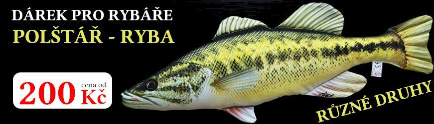 polštář - ryba