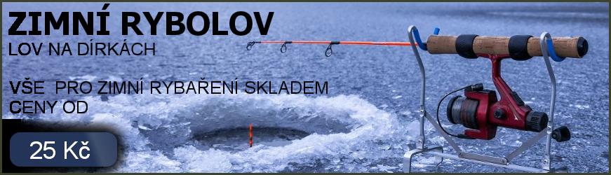 Zimní rybolov U Sumce